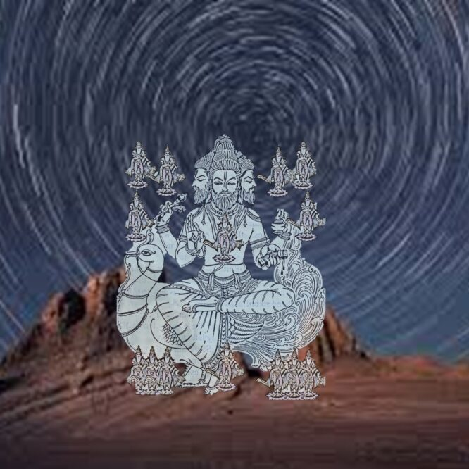 Kalpa - 4.32 billion years